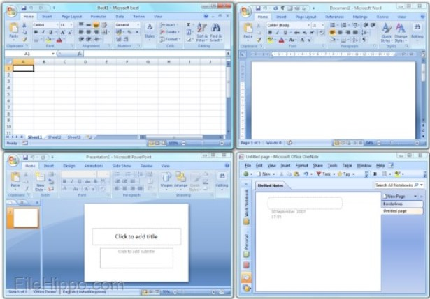 Download Download Microsoft Office 2007 Free Full Version | MS ...