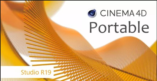 Cinema 4D Studio R19 Portable Free Download