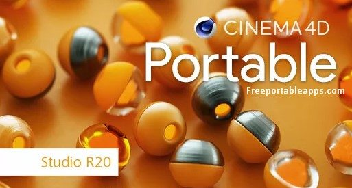 Cinema 4D Studio R20 026 Portable Free Download - Free
