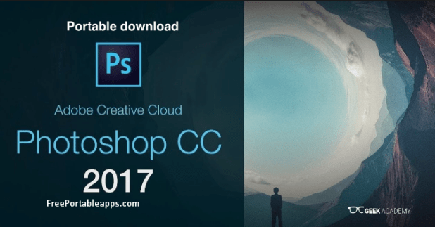 Download Portable Photoshop CC 2017