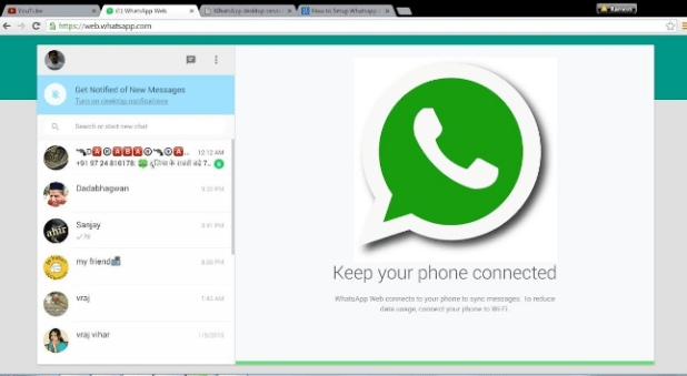 Download WhatsApp for PC 0.2.2731