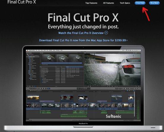 Final Cut Pro Free Download for Windows 10