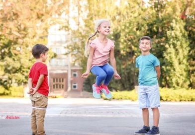 Benefits Kids Have From Outdoor Games