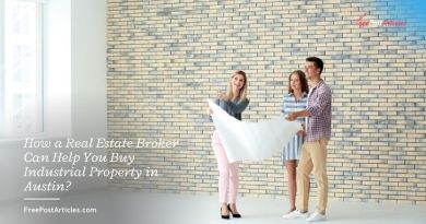 How a Real Estate Broker Can Help You Buy Industrial Property in Austin?