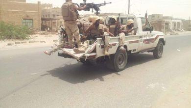 Photo of قوات الحزام الأمني تعيد انتشارها في اغلب المرافق الحكومية بعدن
