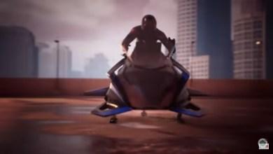 Photo of مفاجأة لكل سائقي الدراجات النارية.. إطلاق دراجة نارية طائرة.. فيديو