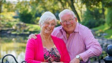 Photo of جائزة أفضل زوجان.. باري وليزي يكشفان سر علاقتهما القوية والناجحة