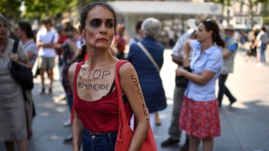 Photo of أوروغواي تعلن حالة الطوارئ بسبب ارتفاع عدد جرائم قتل النساء