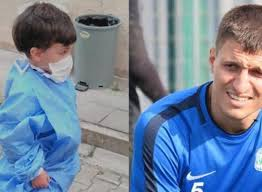 Photo of لاعب كرة قدم يقتل طفله الصغير لهذا السبب