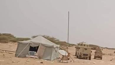 صورة عاجل: قوات الشرعية تقصف مواقع القوات الجنوبية في أبين ومساع خطيرة لافشال اتفاق الرياض