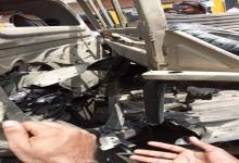 Photo of شاهد.. تفجير يستهدف طقما عسكريا في عدن