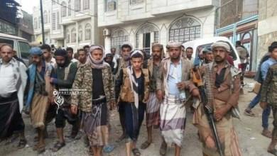 Photo of عاجل: اشتباكات عنيفة بين فصائل اخوانية في محافظة تعز