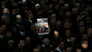 Photo of عقوبات بريطانية تستهدف سعوديين متورطين في قتل خاشقجي