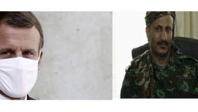 صورة العميد طارق صالح يؤكد رفضه لحملة التحريض ضد فرنسا ورئيسها ماكرون.. ويكشف عن مخطط خطير يتبناه إخوان اليمن
