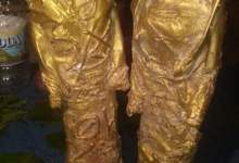 صورة العثور على كنز من الذهب الخالص في هذه الدولة.. صورة