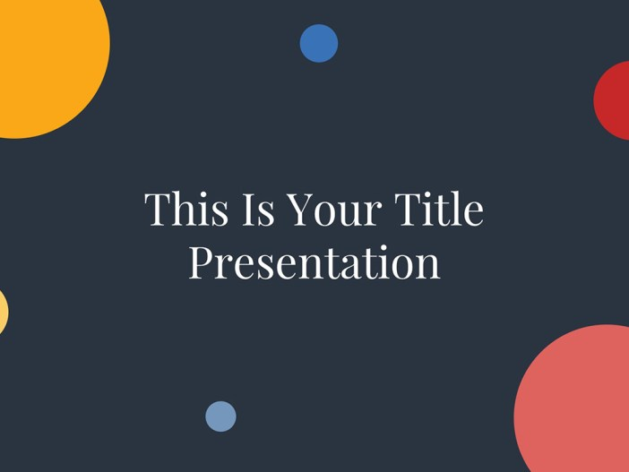 Larissa free presentation template free powerpoint template free apple keynote themes free google slides themes toneelgroepblik Image collections