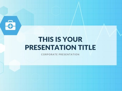 Medical Free Presentation Template