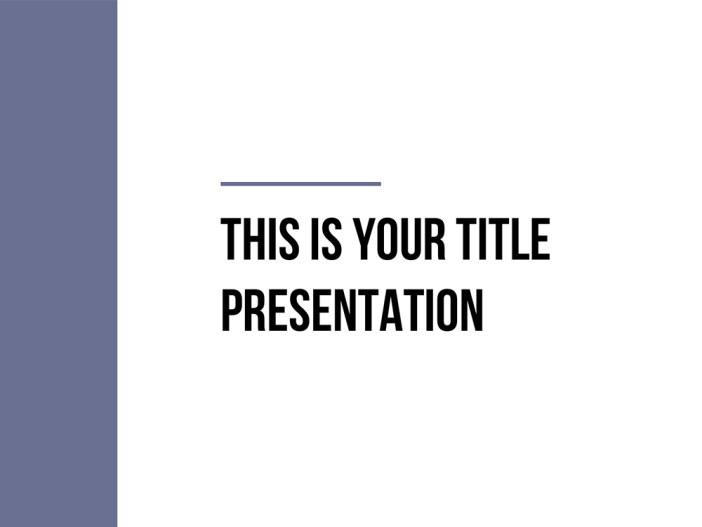 Free PowerPoint Template / Free Google Slides / Free Apple Keynote