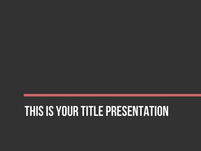 epirus free presentation template