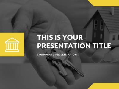 Free Real Estate PowerPoint, Free Google Slides, Free Apply Keynote