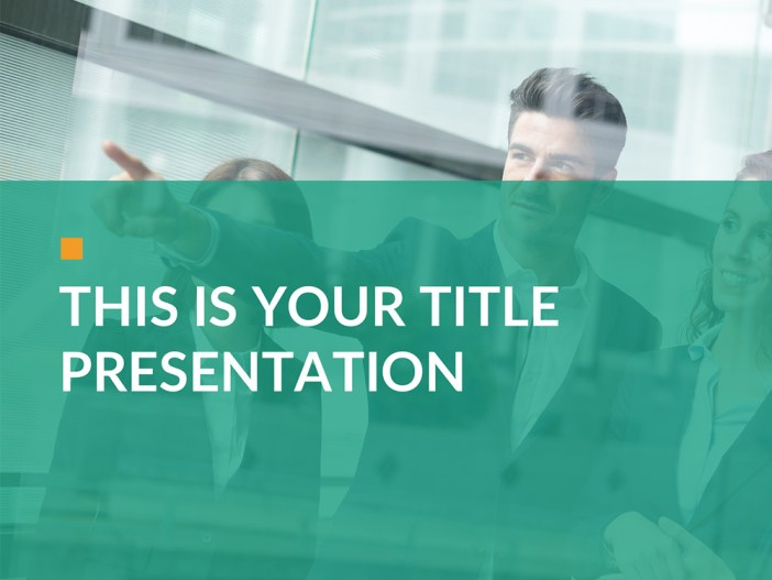 serres free presentation template