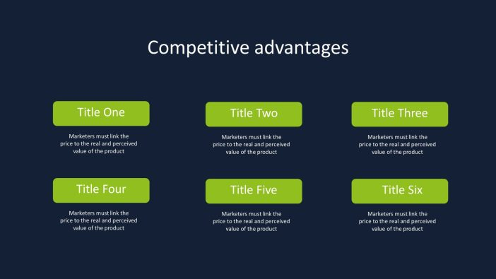 Free Pitch Deck PowerPoint Template