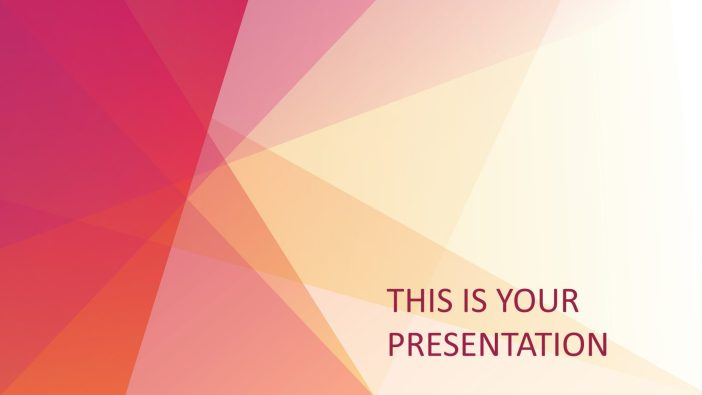 Creative Free Presentation Template