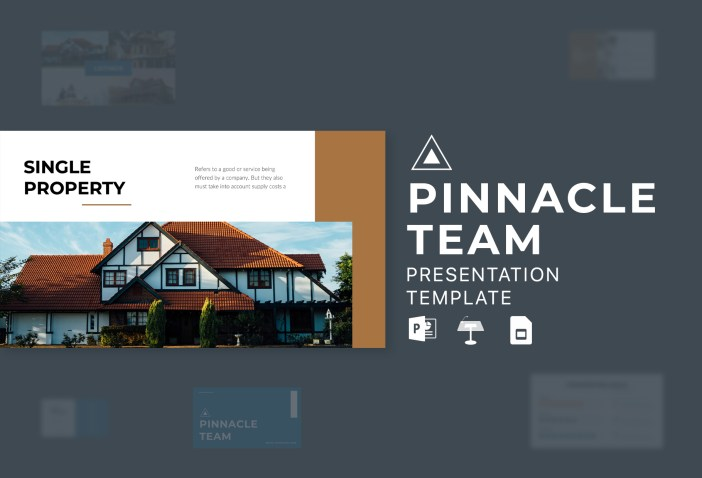 Professional Real Estate Presentation Templates