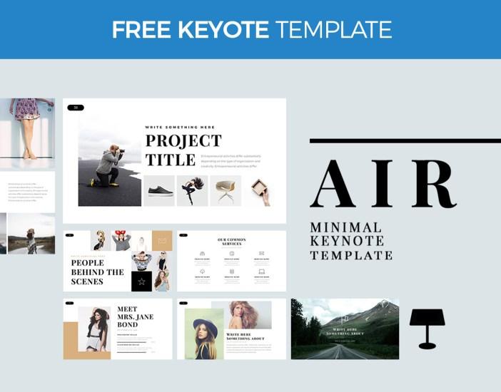 Best Free Business Keynote Templates