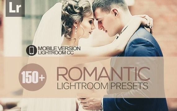 155+ Romantic Lightroom Mobile bundle