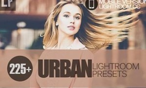225+ Urban Lightroom Mobile Bundle