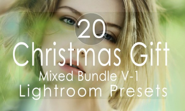 Christmas Gift Mixed v-1 Lightroom Presets