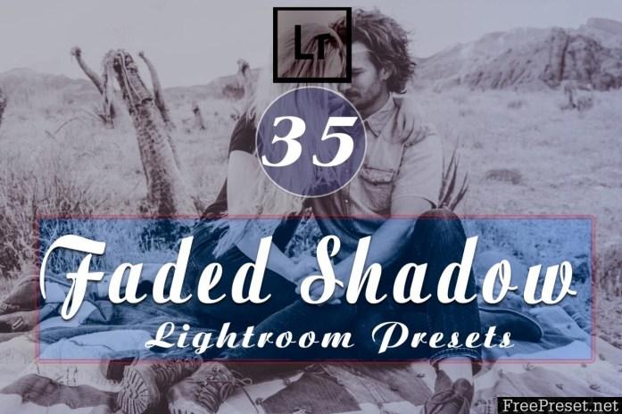 Faded Shadow Lightroom Presets