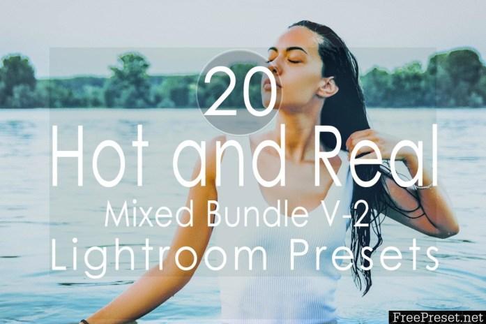 Hot and Real Mixed v-2 Lightroom Presets