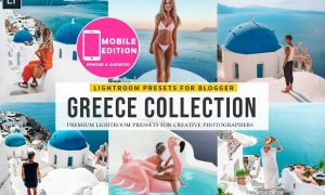 Greece Travel Lightroom Presets 2968068