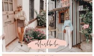 Lovelyluciano - BLUSH BABE Mobile Preset