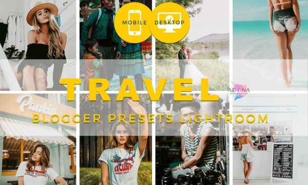 Travel Blogger Presets