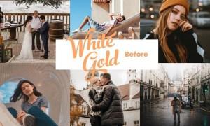 White Gold – Lightroom Presets