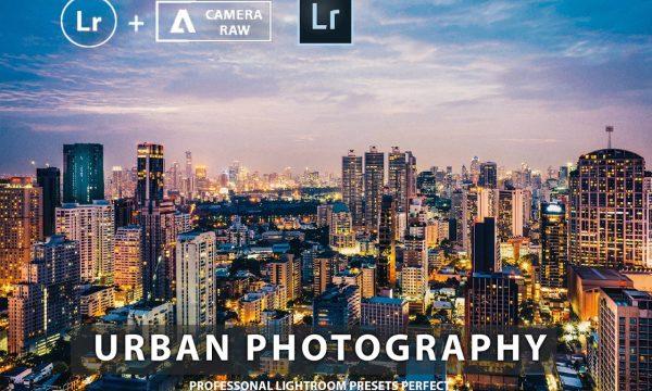 Urban tones Lightroom Presets 3325410
