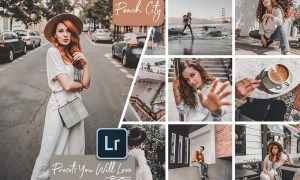 Peach City Lightroom Presets 3436194