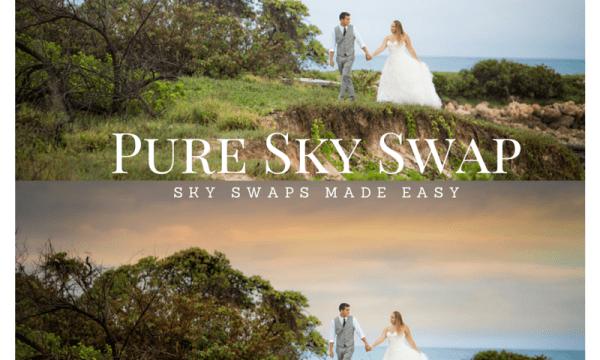 Pure Sky Swap - 93 Skies + Actions
