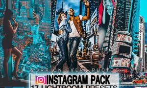 17 Instagram Pack LIghtroom Presets V2 23078945