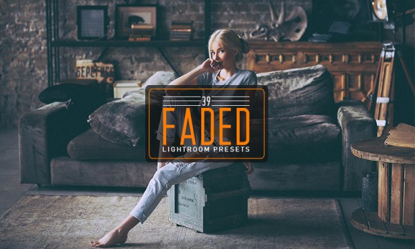 39 Faded Lightroom Presets