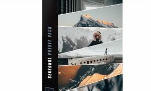 Alen Palander 2018 LR - Seasonal Pack - 11 Premium Presets