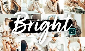 BRIGHT Mobile Lightroom Presets 3459524