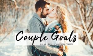 Couple Goals Mobile & Desktop Lightroom Presets 3582048
