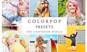 Lightroom Mobile COLORPOP PRESETS 3405174
