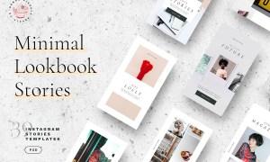Minimal Lookbook Instagram Stories 3089591