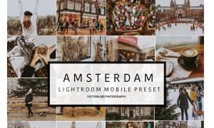 Mobile Lightroom Preset AMSTERDAM 3308167