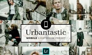 Mobile Lightroom Preset Urbantastic 3320010